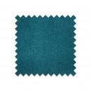 Echantillon gratuit tissu bleu pétrole LU15