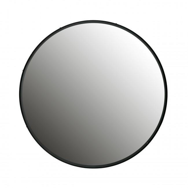 Lauren - Miroir rond en métal ø100cm
