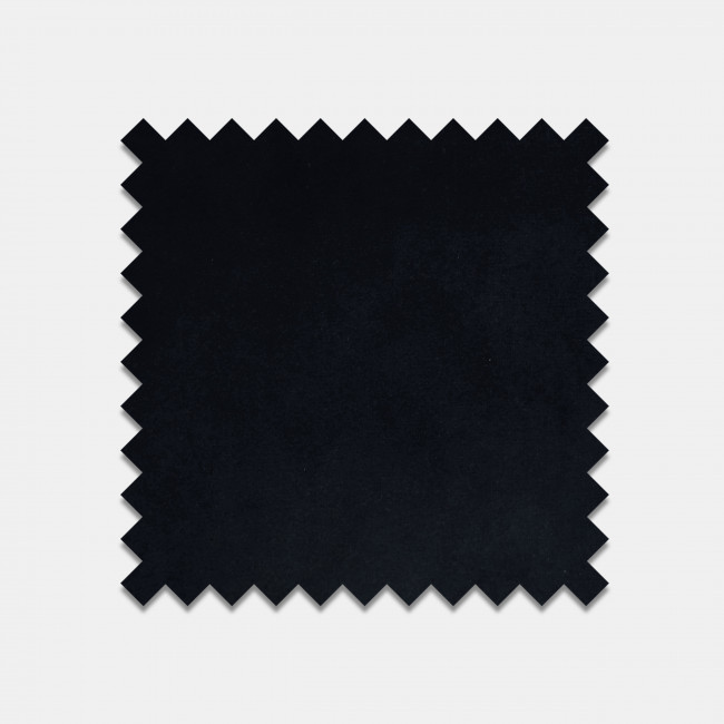 INK - Echantillon gratuit tissu velours bleu foncé