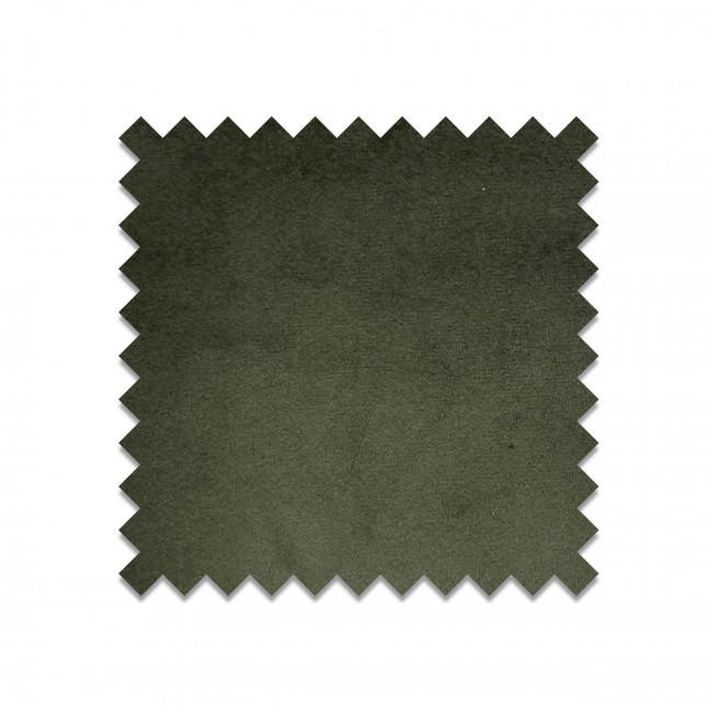 ONYX - Echantillon gratuit velours vert kaki