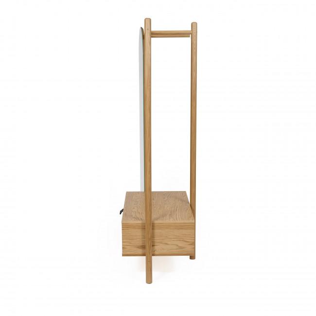 Tripod - Vestiaire d'entrée en bois