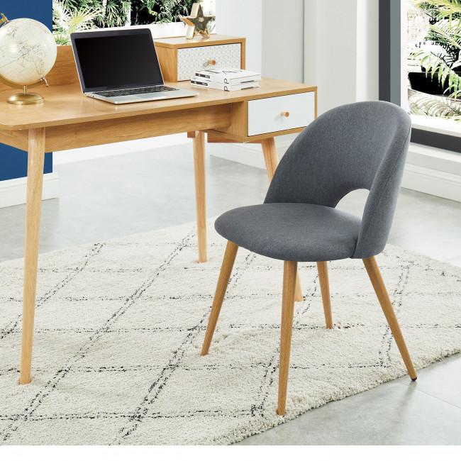 Bratina - Chaise en tissu