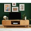 Grude - Meuble TV vintage en bois