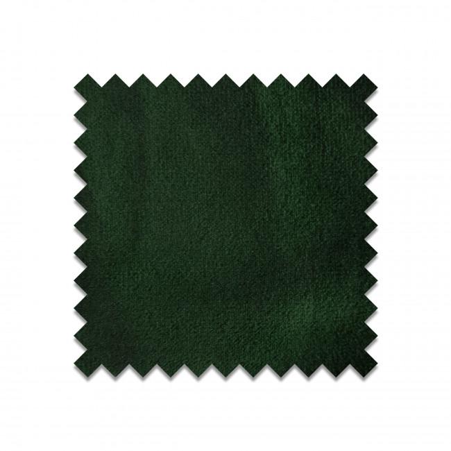 Echantillon gratuit velours vert forêt