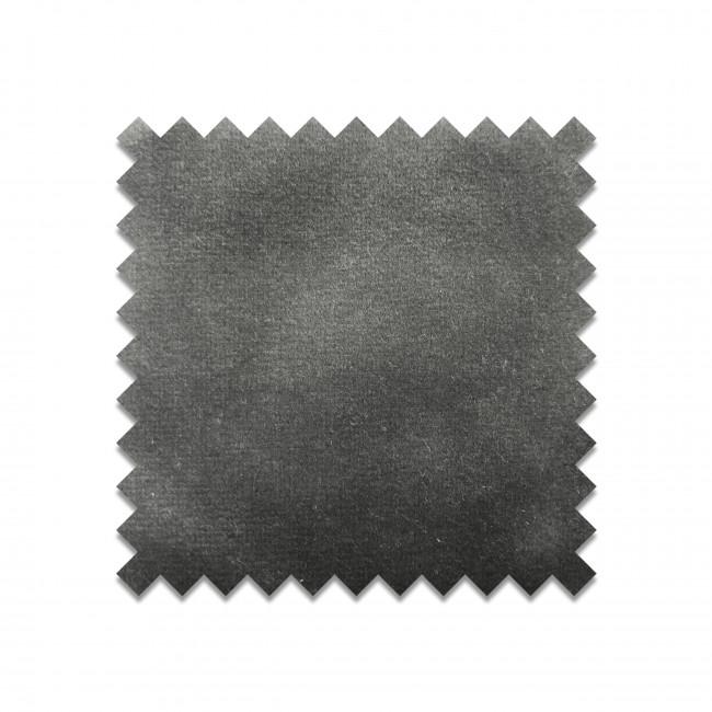 Echantillon gratuit en velours gris