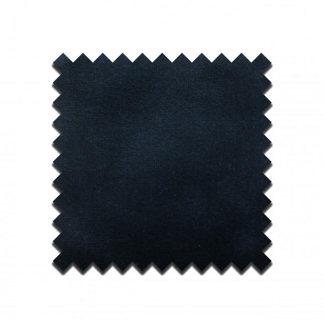 Echantillon gratuit en velours bleu marine