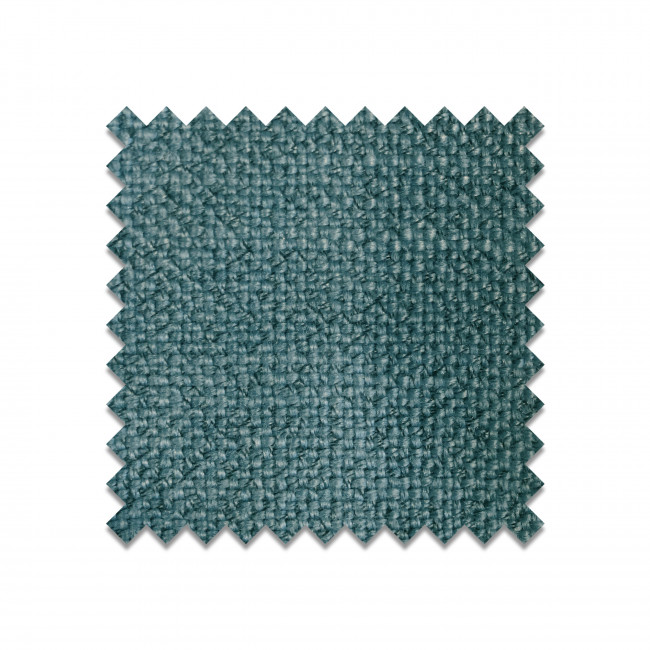 BERGAMO PETROLE86 - Echantillon gratuit en tissu bleu pétrole