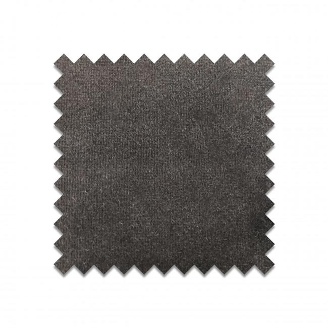 SEVEN GRISANTHRACITE67 - Echantillon gratuit en velours gris anthracite