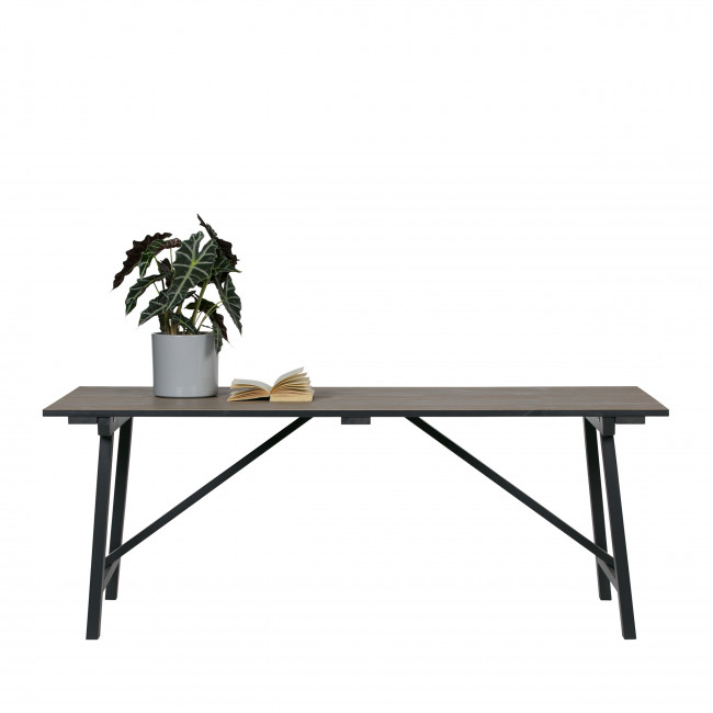 Derby - Table à manger 200 x 96 x 76 cm en pin massif