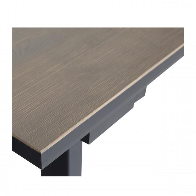 Derby - Table à manger 220 x 90 x 76 cm en pin massif