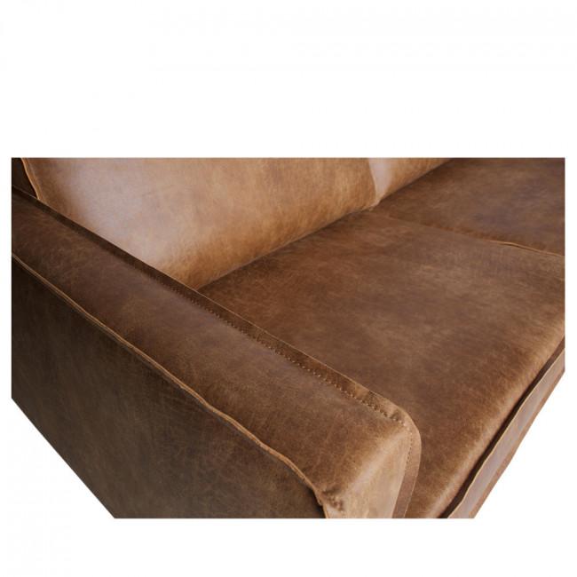 Bronco - Canapé d'angle droit vintage