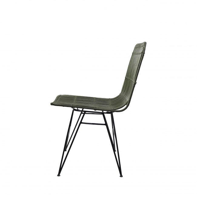 Chaise design en rotin Uyuni