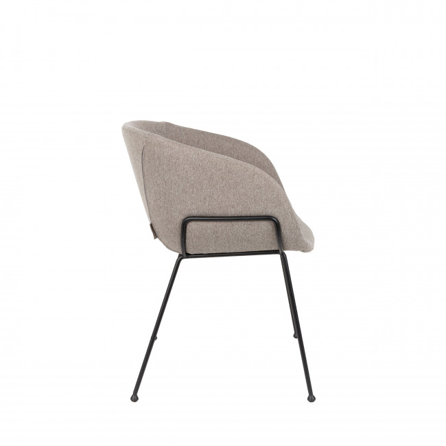 Lot de 2 chaises design Feston Zuiver