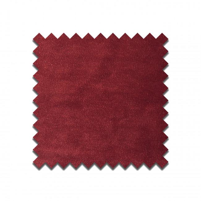 RED BROWN - Echantillon gratuit en velours rouge foncé