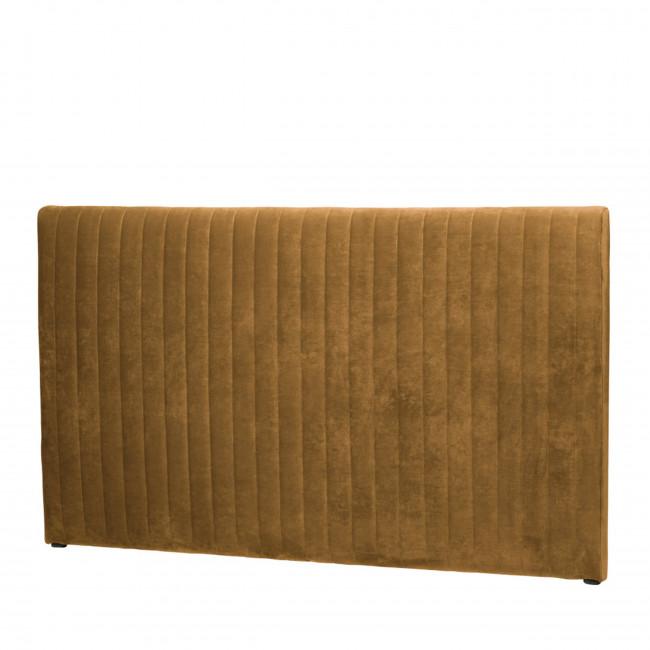 Snooze - Tête de lit en velours 177 cm