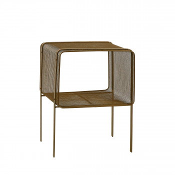 Tikara - Table d'appoint en métal