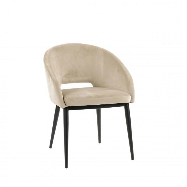 Syrah - Chaise en velours