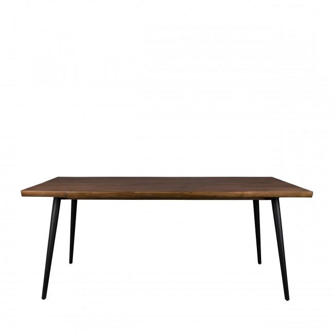 Table à manger bois massif 180cm Alagon Dutchbone