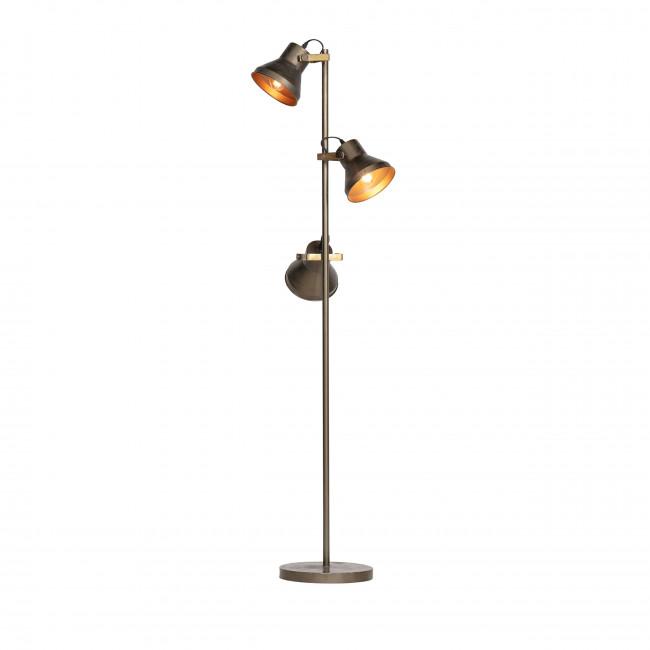 Triplet - Lampadaire en métal