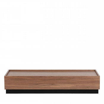 Block - Table basse en bois 135x60cm