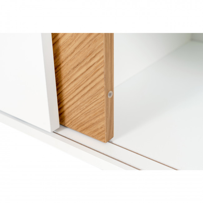 Cubis - Buffet design bicolore en bois