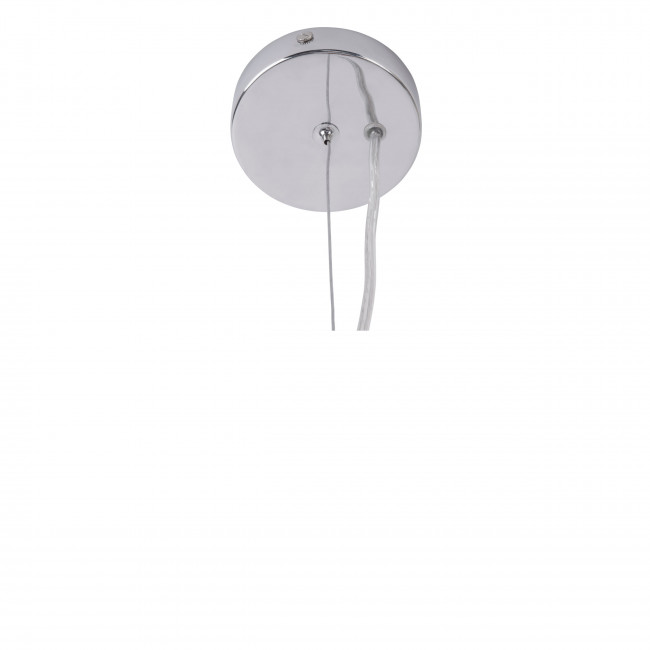 Smart Oval - Suspension en verre H44cm