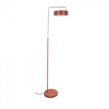 Curve - Lampadaire en métal