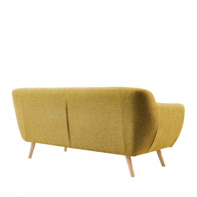 Tatul - Canapé 3 places en tissu