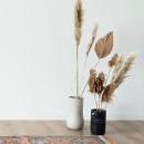 Vase en marbre Fajen Zuiver Blanc
