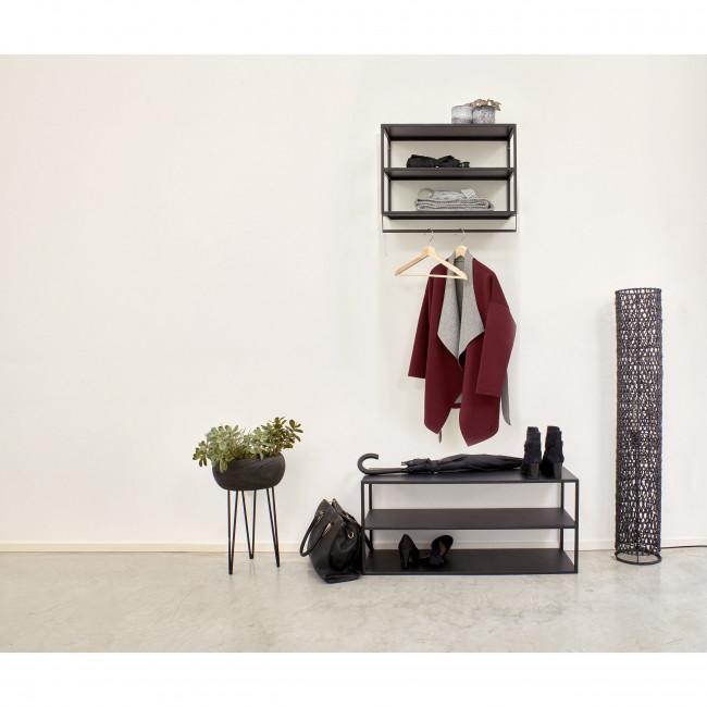 Eszential - Table basse en métal 60x30cm