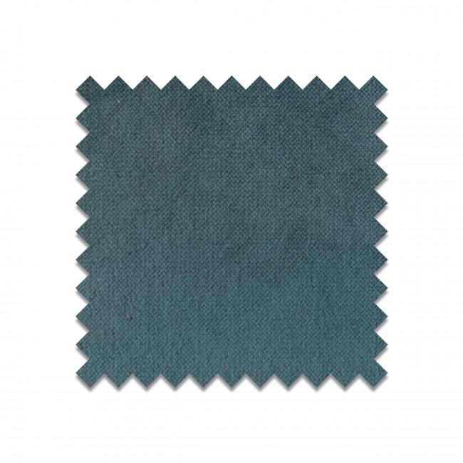 Teal - Echantillon gratuit en velours bleu canard