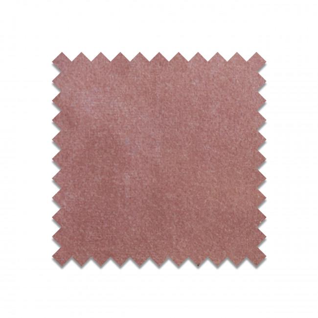 MEG ROSE34 - Echantillon gratuit en velours rose