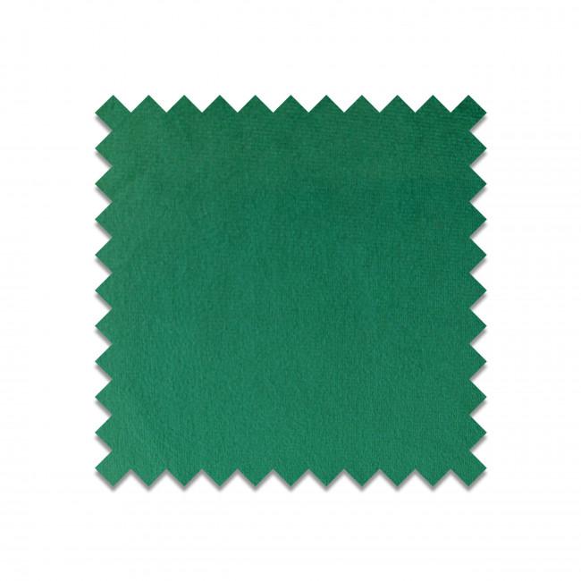 ROYAL - Echantillon gratuit en velours vert forêt