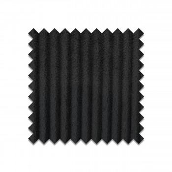 GLAM - Echantillon gratuit en velours côtelé noir
