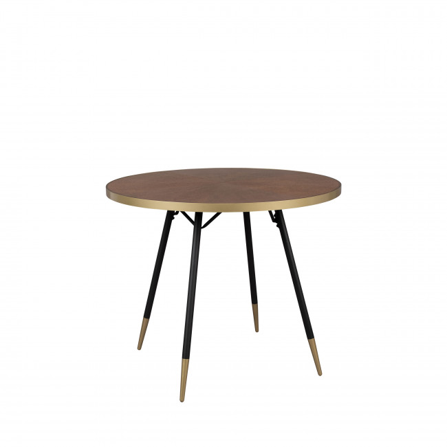 Denise - Table à manger ronde ø91cm