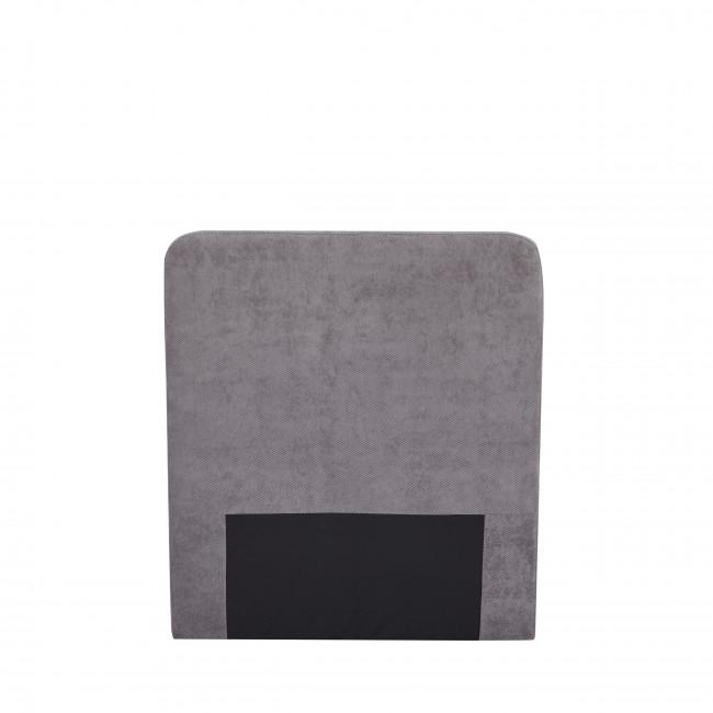 Fleance - Tête de lit en velours structuré 100 cm