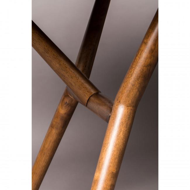 Malaya - Table à manger en bois 180x90cm