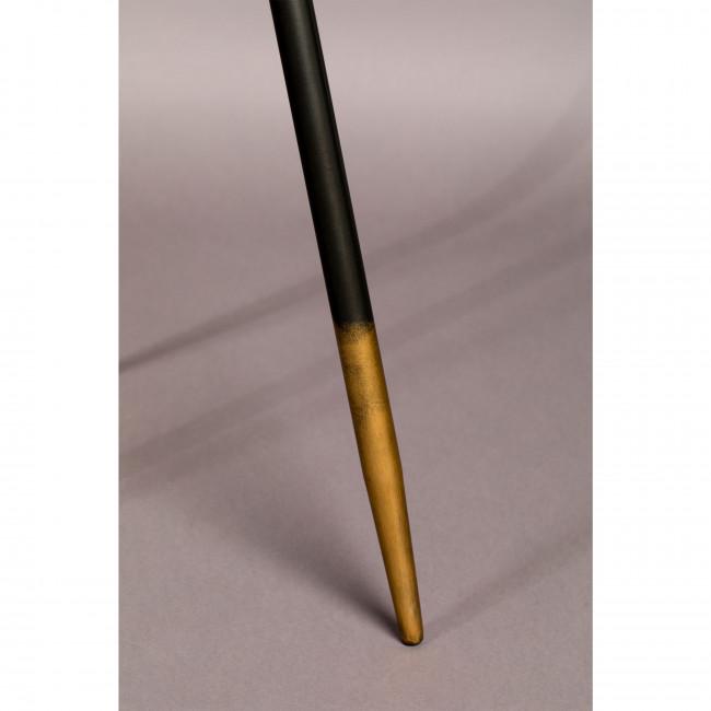 Stalwart - 2 guéridons en métal H85cm