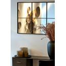 Palace - Miroir verrière en métal 118x80 - Ambiance