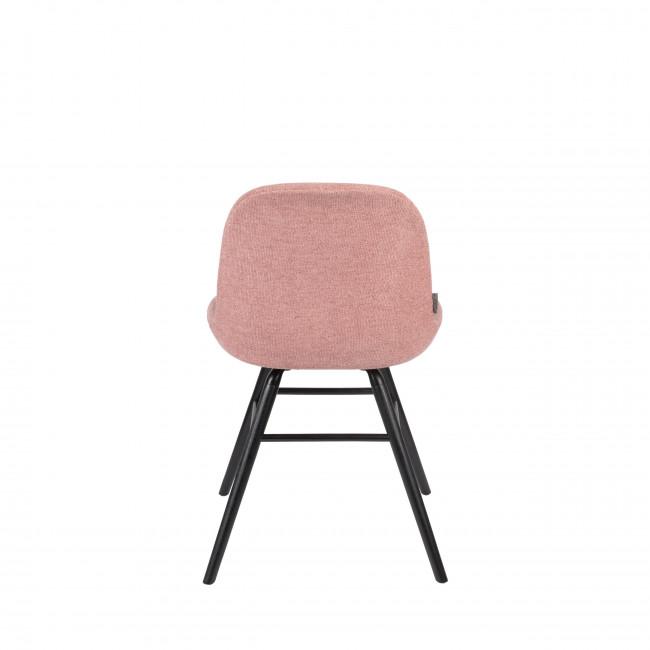 Albert Kuip Soft - 2 chaises en bois et tissu