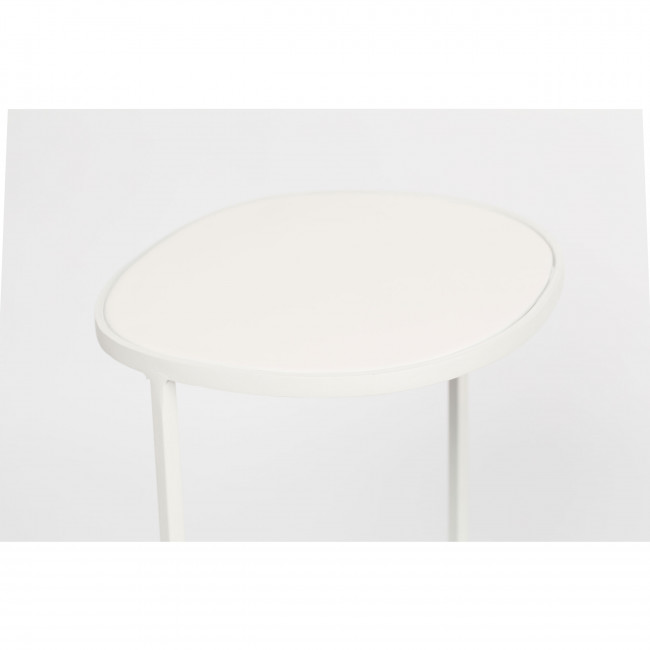 Moondrop - Table d'appoint en métal