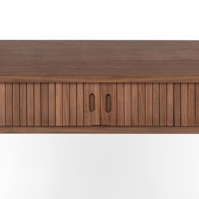 Console en bois Barbier - Bois foncé