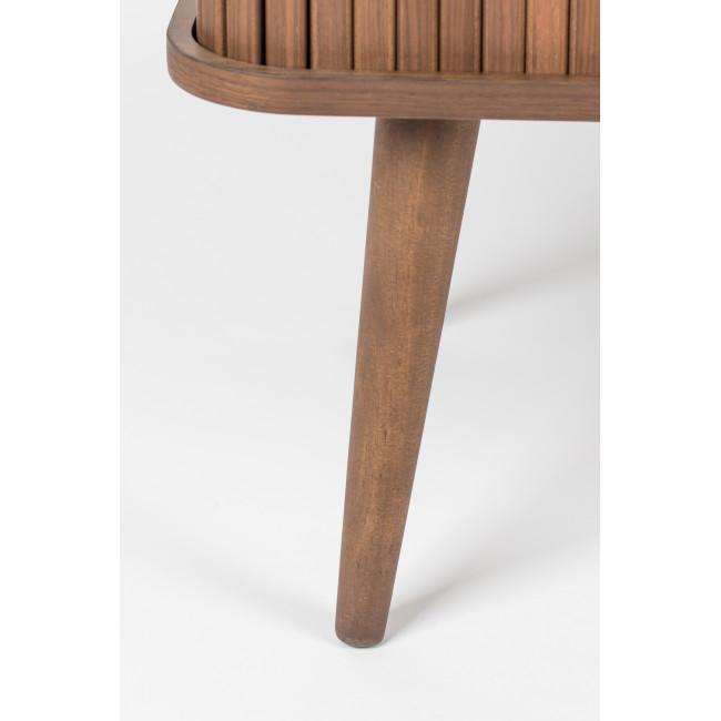 Buffet design bois Barbier - Bois foncé