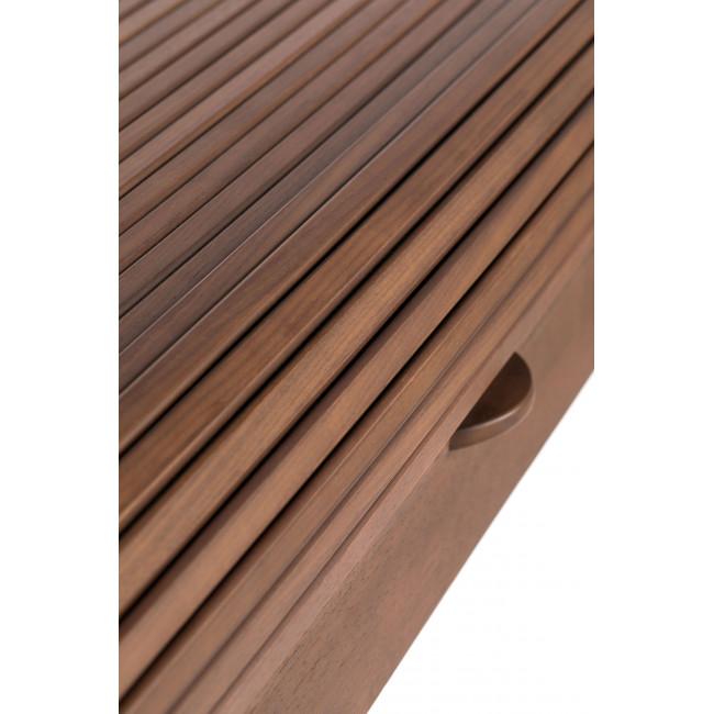 Bureau en bois Barbier - Bois foncé