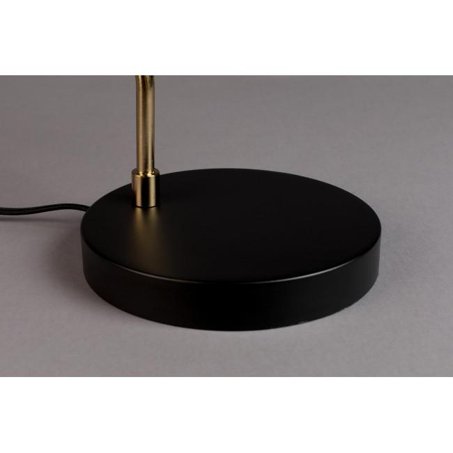 Liam - Lampe de bureau rétro - Noir