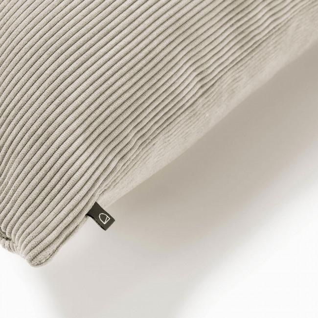Luzaga - Housse de coussin en velours 45x45 cm