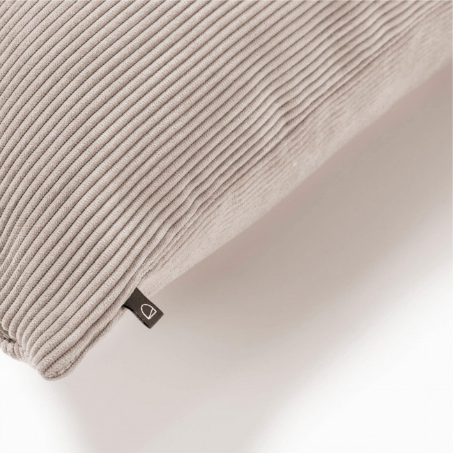 Luzaga - Housse de coussin en velours 60x60 cm