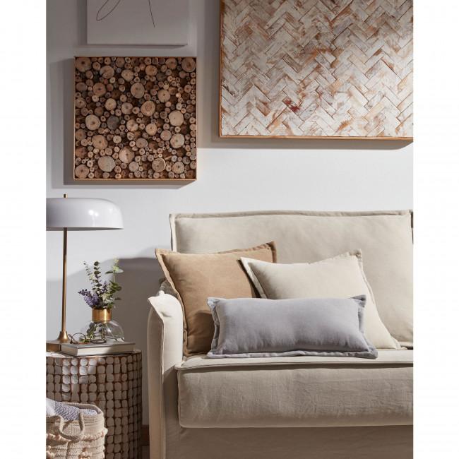 Ugena - Housse de coussin 30x50 cm