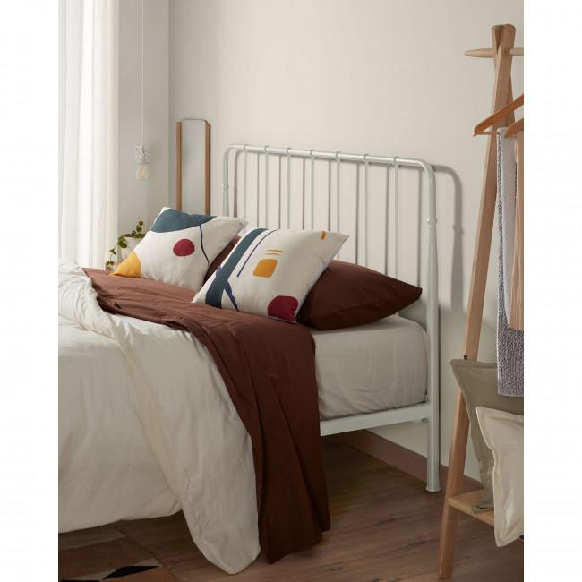 Yeles - Housse de coussin à motifs boules 45x45 cm