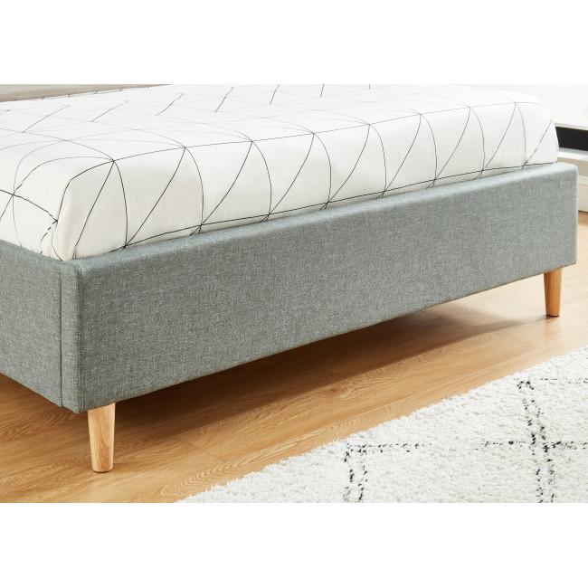 Fimber - Lit en tissu 140 x 190 cm